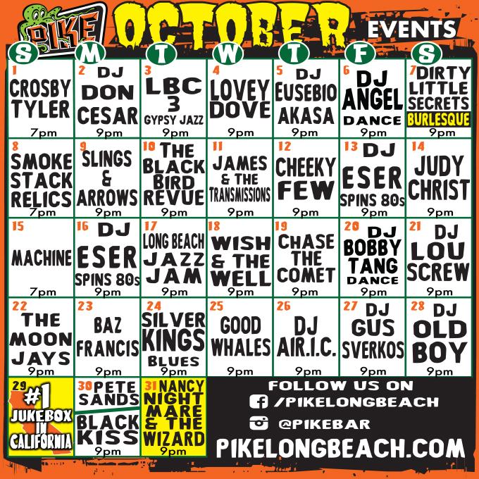 Pike Calendar